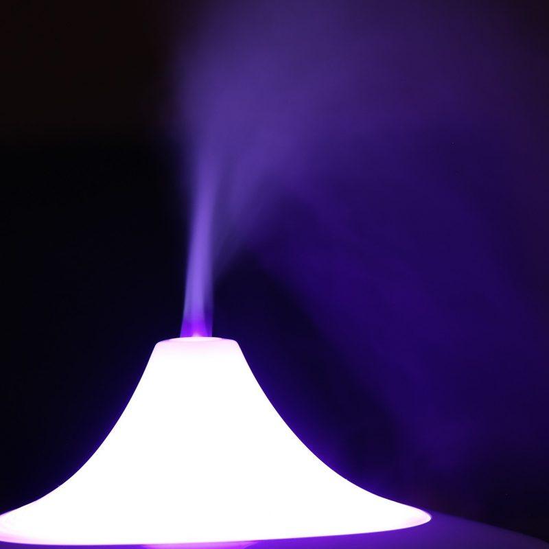 Luftbefeuchter: Gesundheitsschädlich oder helfen sie gegen Allergien?